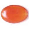 20x30mm Carnelian Oval Shape Semi-Precious